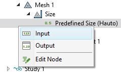 """通过""""编辑器工具""""窗口将预定义大小的组合框对象添加到仿真 App。"""