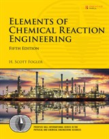 Elements of Chemical Reaction Engineering - 4th edition