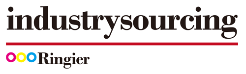 荣格工业传媒 Logo