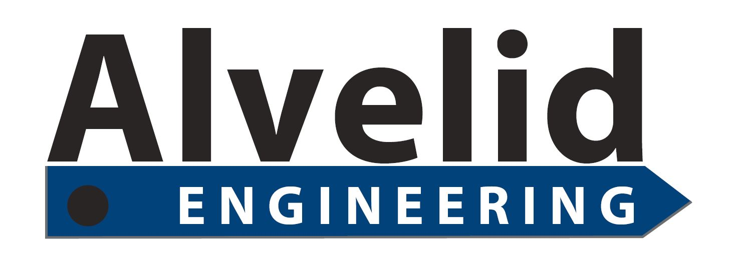 Alvelid Engineering logo