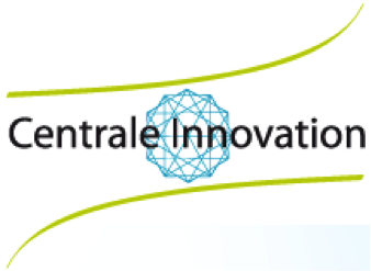 Logo for Centrale Innovation, a COMSOL Certified Consultant.