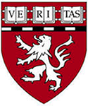Image showing the Harvard Medical School crest.