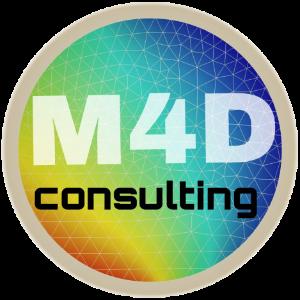 M4Dynamics Inc. logo
