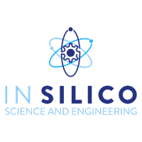 Logo for Silico Science and Engineering, a COMSOL Certified Consultant.