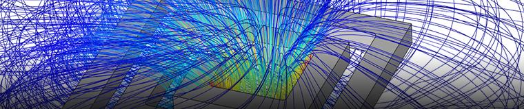 螺旋电感恒定电流图