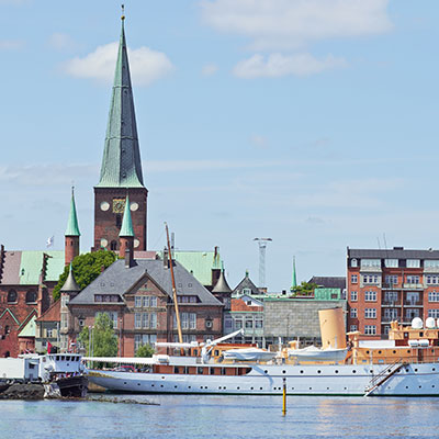 Aarhus, Denmark Landmark