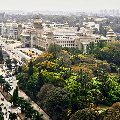 Bangalore, India Landmark