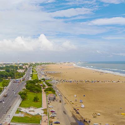 Chennai, India Landmark