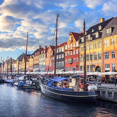 Copenhagen, Denmark Landmark