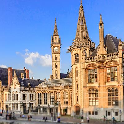 Ghent, Belgium Landmark