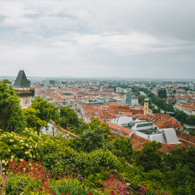 Graz, Austria Landmark