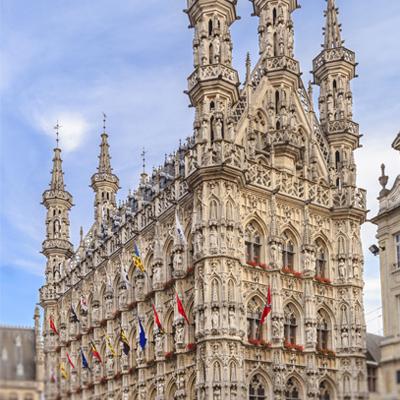 Leuven, Belgium Landmark