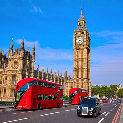 London, UK Landmark