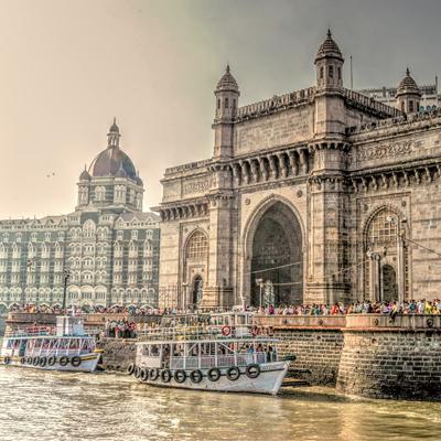 Mumbai, India Landmark
