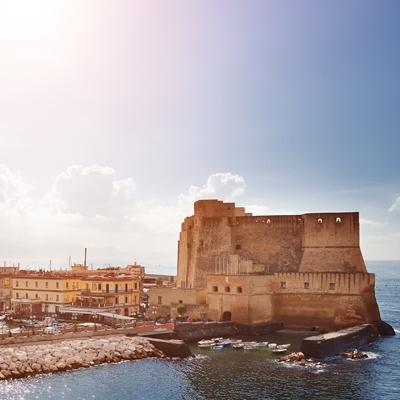 Naples, Italy Landmark
