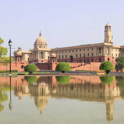 New Delhi, India Landmark