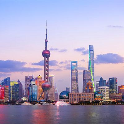 Shanghai, China Landmark