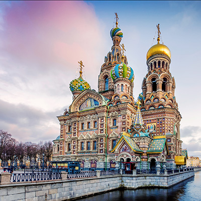 Saint Petersburg, Russia Landmark