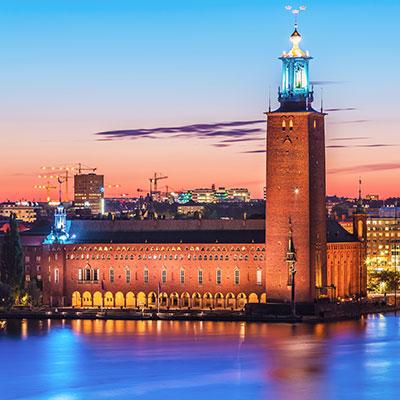 Stockholm, Sweden Landmark