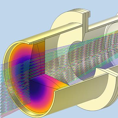 Optics and Photonics model