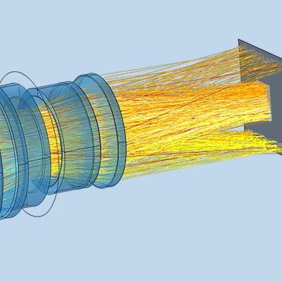 <p>Optics & Photonics model</p>