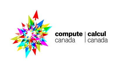 The Compute Canada logo.