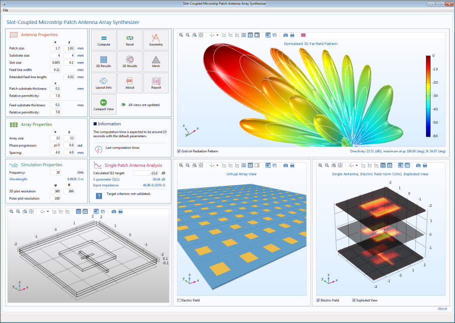 Press Releases from COMSOL