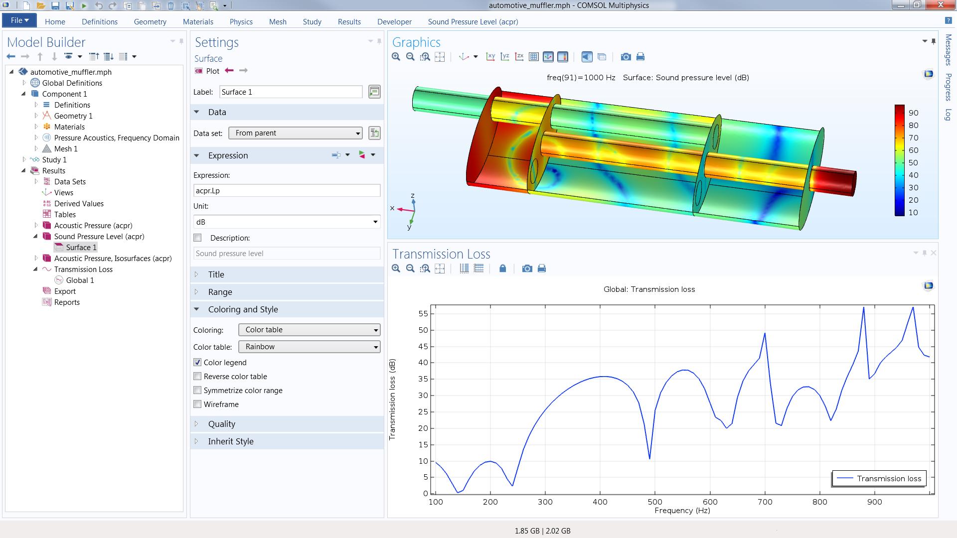 COMSOL Multiphysics® Software - Verstehen, Vorhersagen und Optimieren