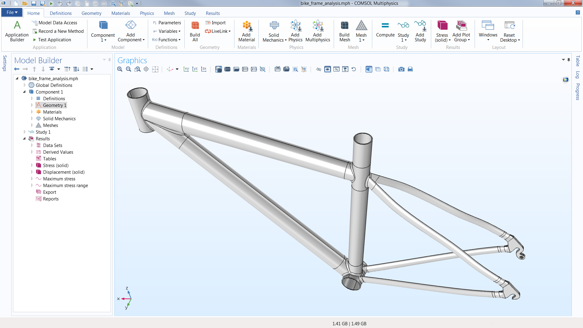 COMSOL Multiphysics® Software - Understand, Predict, and