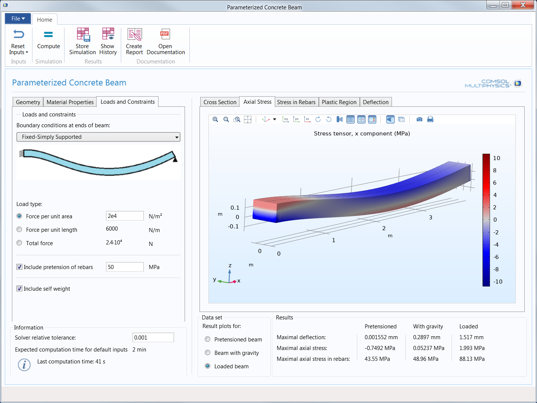 Simulation Software for Modeling Nonlinear Geotechnical Behavior