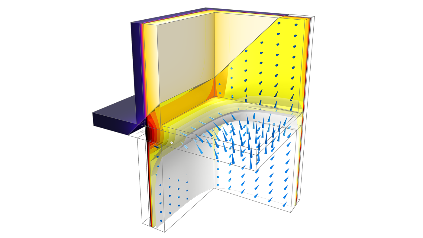 Heat Transfer Modeling Software for Analyzing Thermal Effects