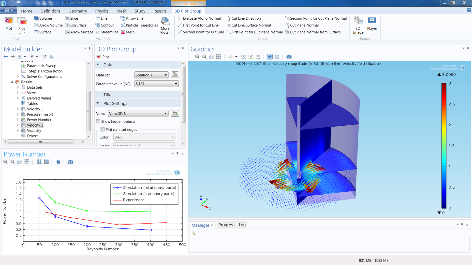 Fluid Mixing Software - Creating Fluid and Chemical Mixing ...