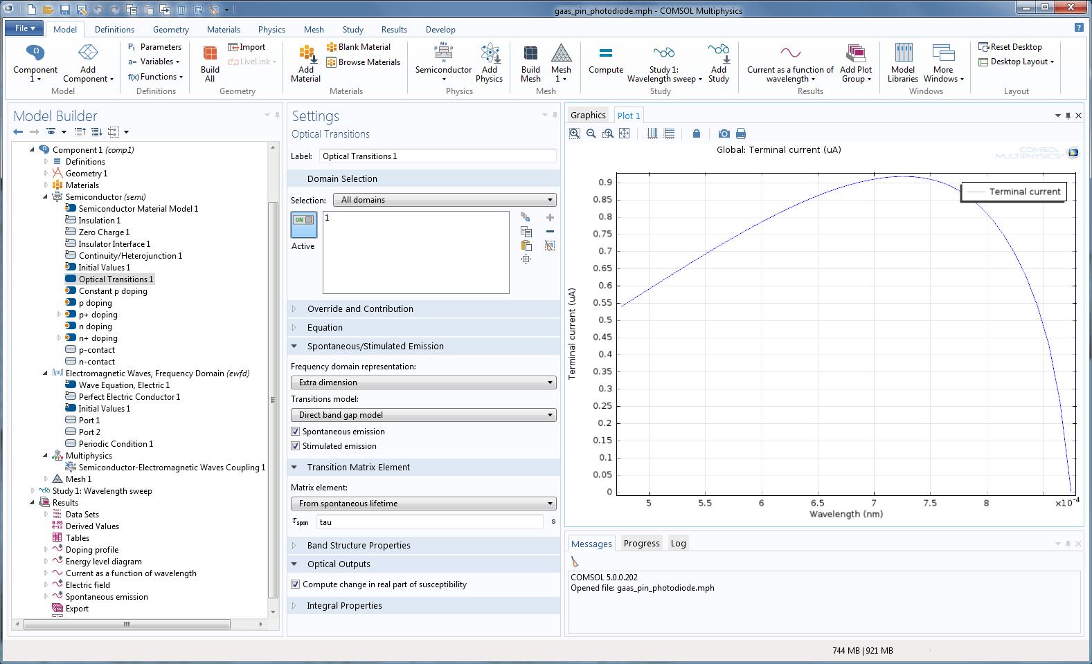 COMSOL Version 5.0 Release Highlights