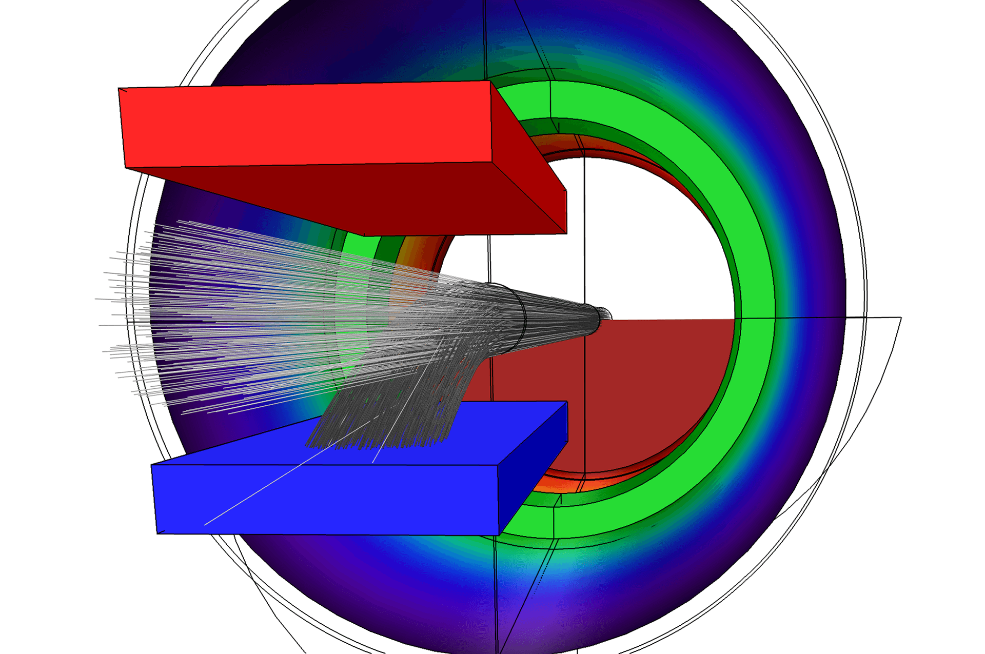 Comsol Version 50 Release Highlights Rainbow Se Series Vacuum Wiring Diagram Charge Exchange Cell A Gas Is Used To Define High Pressure Region