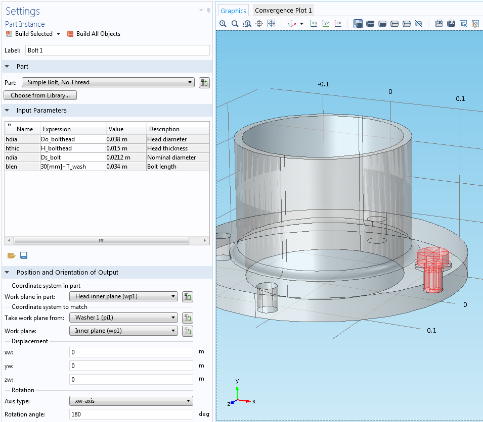 Mesh & Geometry - COMSOL 5.1 Release Highlights
