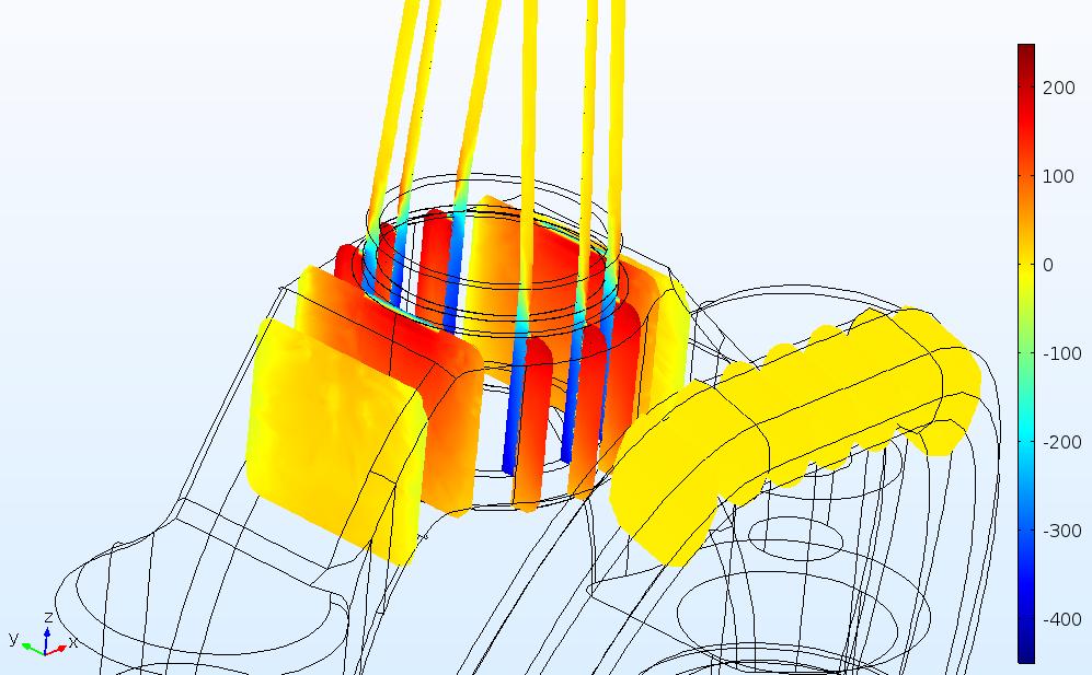 Structural Mechanics Module Comsol 5 2 Release Highlights