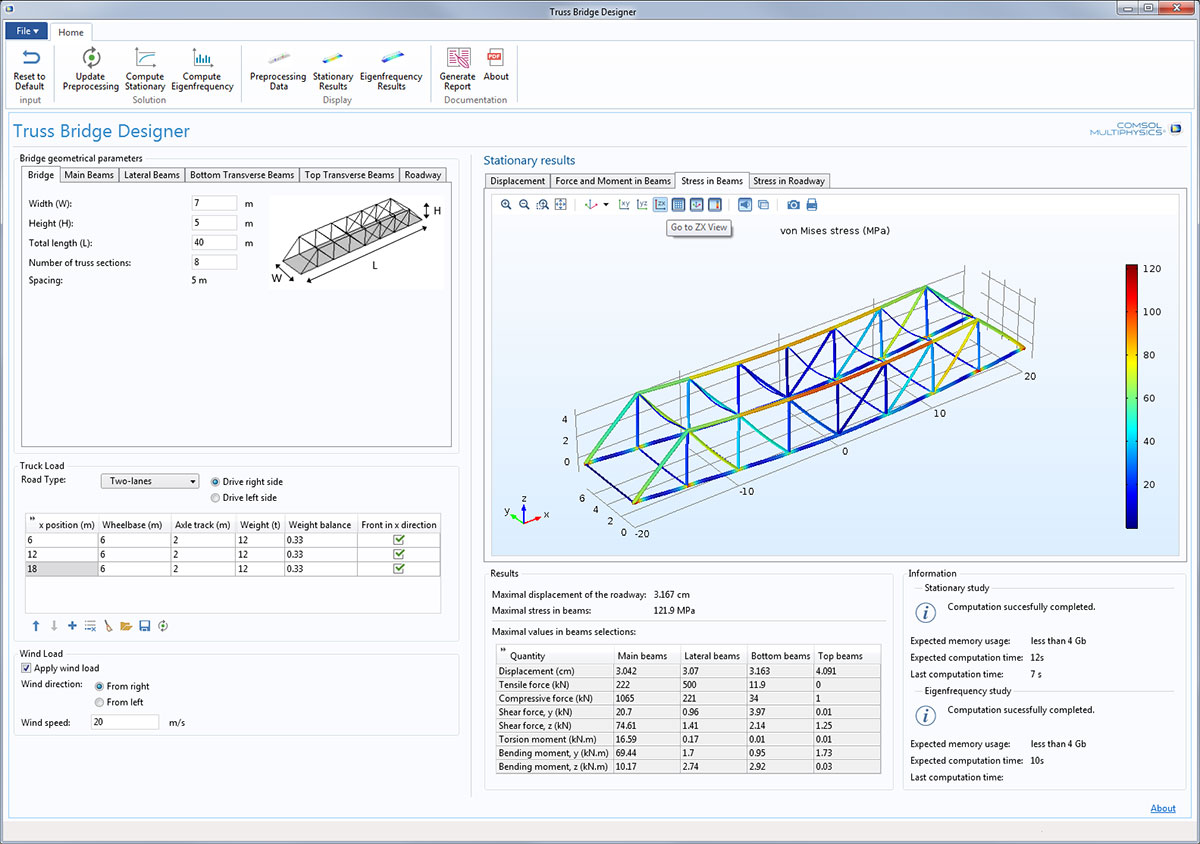 Free Structural Beam Design Software