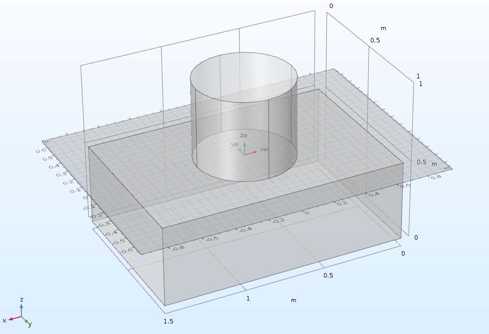 A demonstration of a new geometry feature in COMSOL Multiphysics version 5.3.