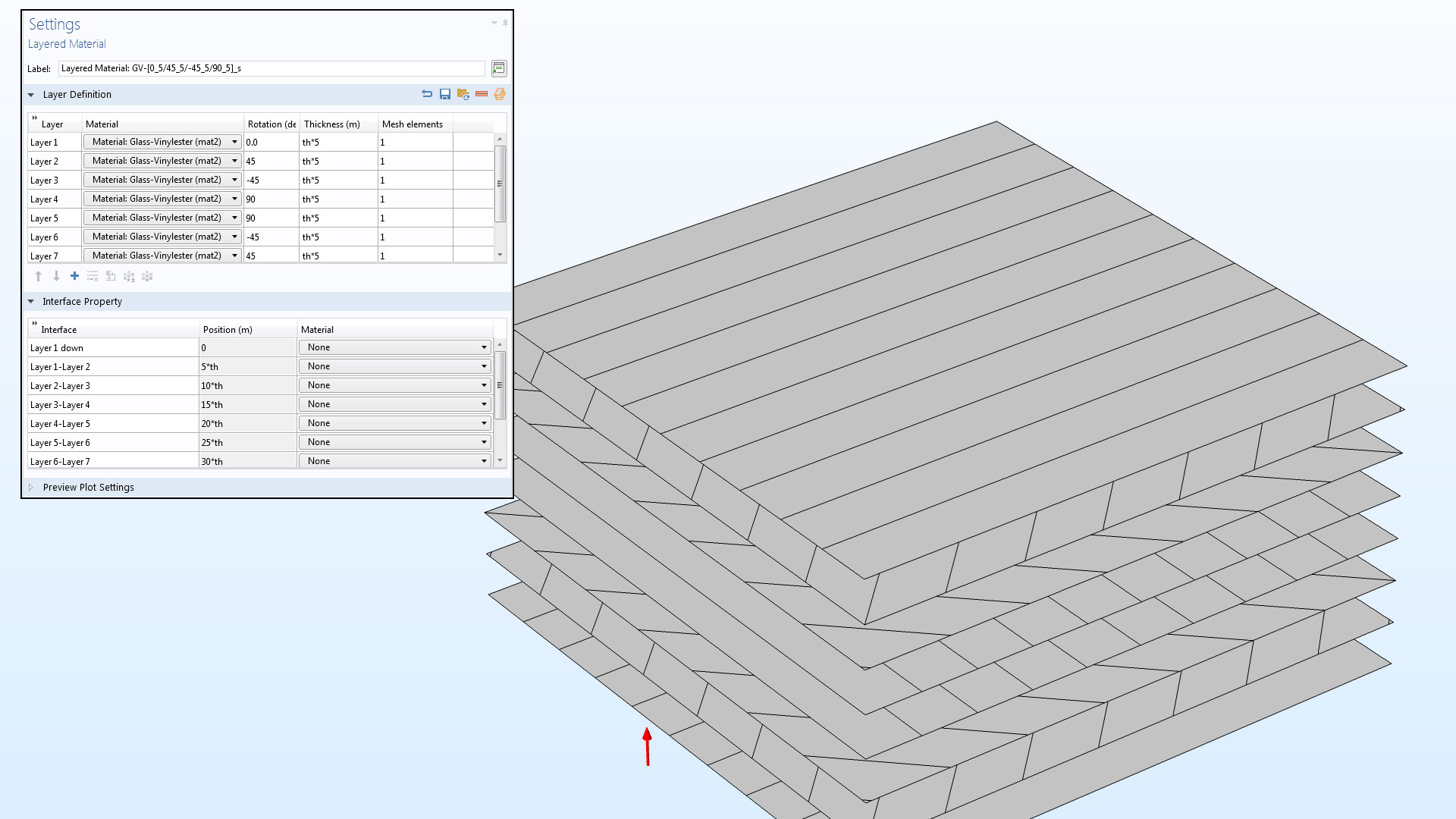 Composite Materials Module - COMSOL® 5 4 Release Highlights