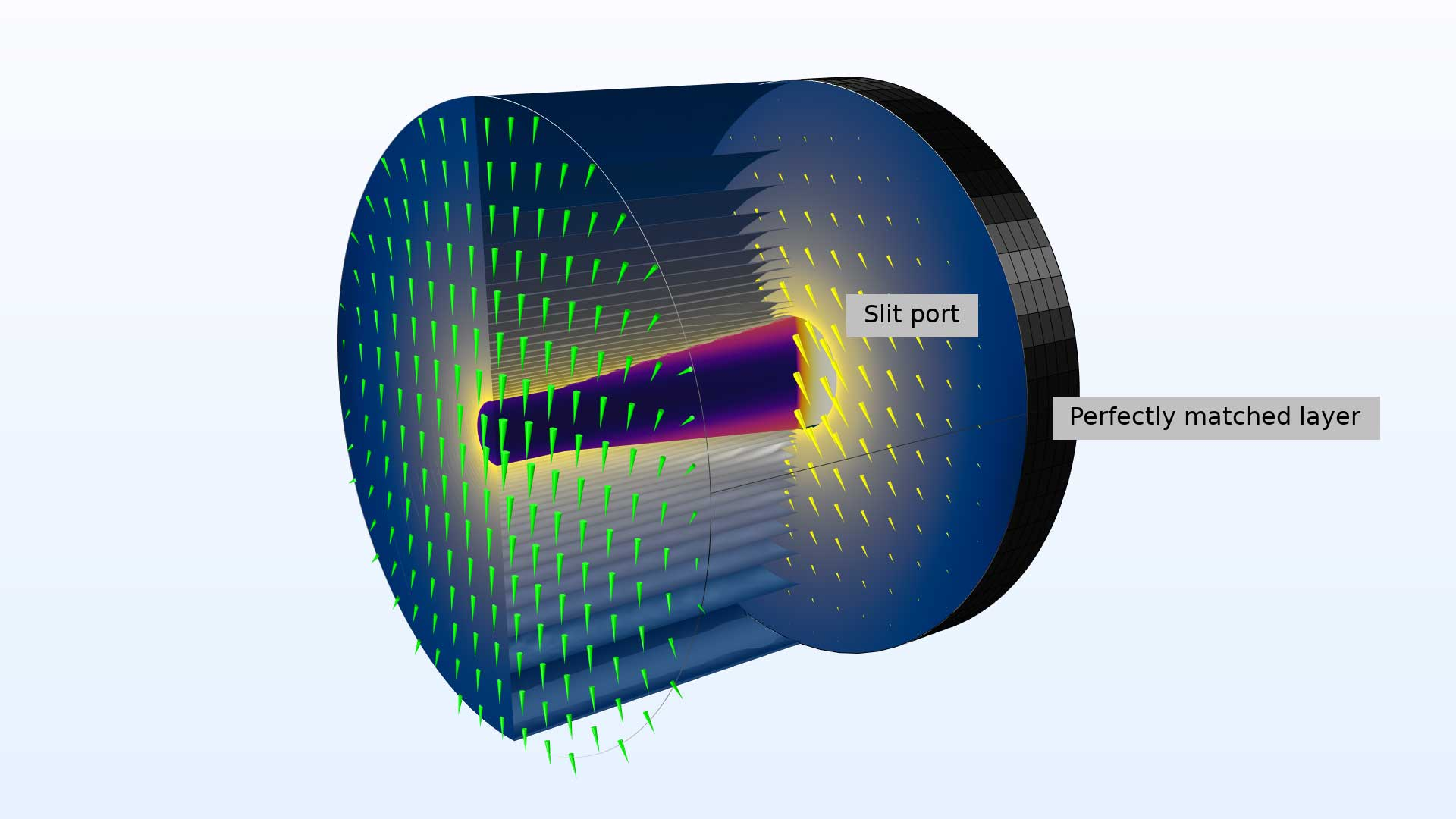 Wave Optics Module Updates - COMSOL® 5 5 Release Highlights
