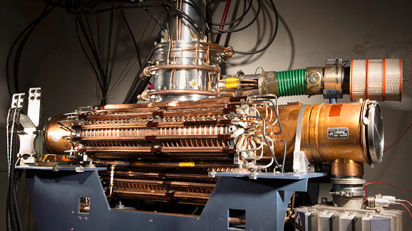 At Fermi National Accelerator Laboratory, upgrading the 40-year-old RF cavities in the Booster synchrotron will provide a twofold improvement in proton throughput for high-intensity particle physics experiments that could lead to breakthrough discoveries about the universe.