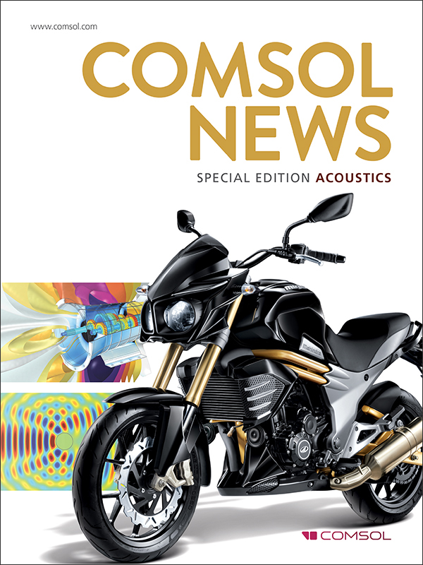 COMSOL News Magazine Special edition Acoustics