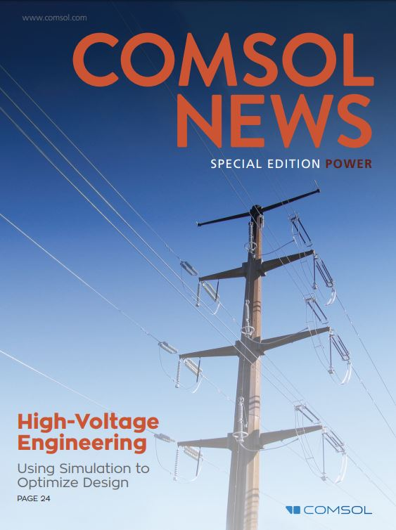 COMSOL News 2019 Special Edition Power