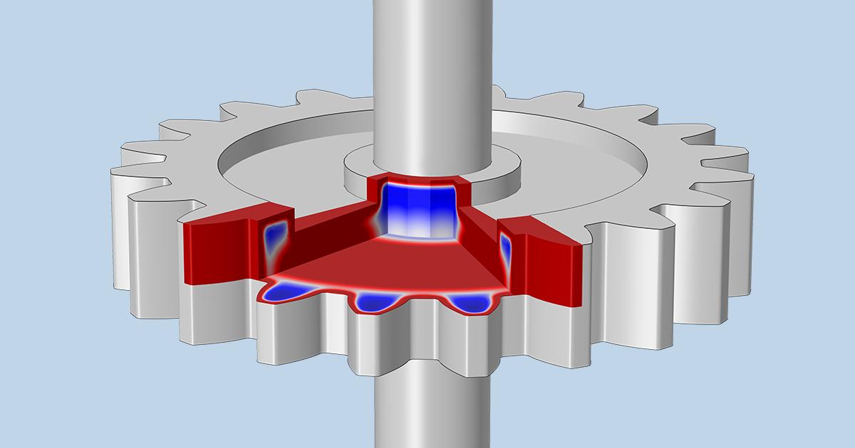 Metal Processing Module in COMSOL® 5.5 Webinar