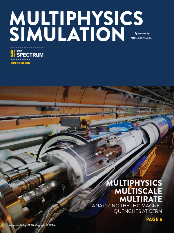 COMSOL News Magazine 2017