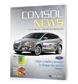 Comsol news 2011