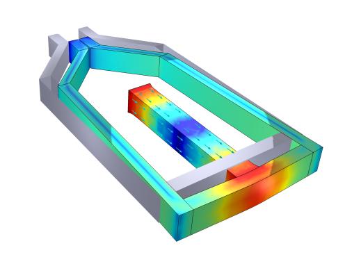 MEMS Module in COMSOL Multiphysics