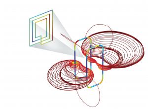 RFID Transponder created in COMSOL Multiphysics