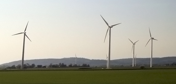 Lots of Things to Model in a Wind Turbine | COMSOL Blog