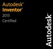 Autodesk Inventor 2013 Certified, COMSOL LiveLink